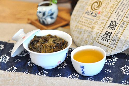 麻黑普洱茶的特点