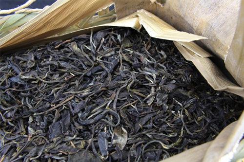 易武麻黑属于什么茶